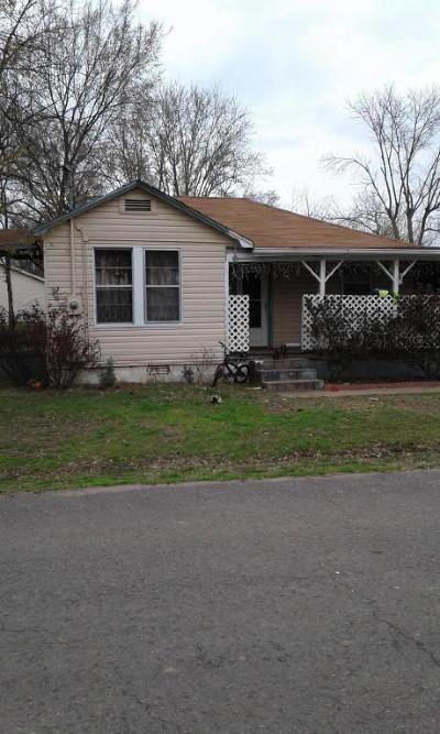 Danville Single Family Home For Sale: 501 E 7 Place