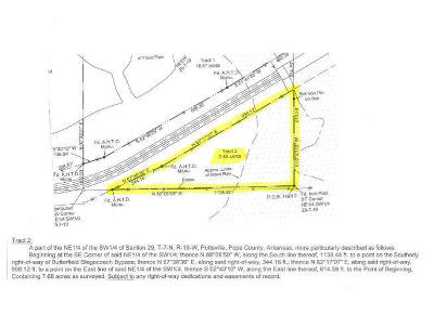 Pottsville Residential Lots & Land For Sale: 2 Hwy 247