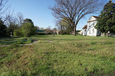 Atkins Residential Lots & Land For Sale: 3 & W/2 4 SE 1st Street