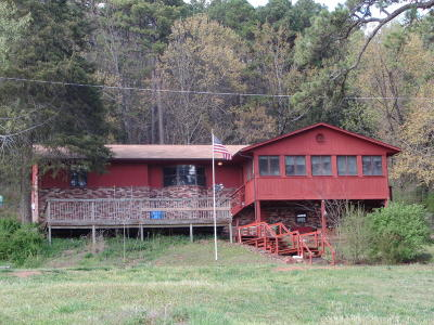 Clarksville Single Family Home For Sale: 392 Co Rd 3519