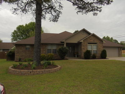 Russellville AR Single Family Home For Sale: $249,900