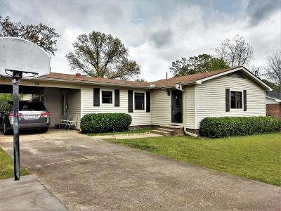 Clarksville Single Family Home For Sale: 14 Thompson Drive