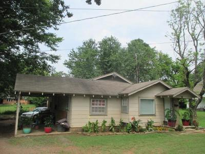 Clarksville Single Family Home For Sale: 304 S Montgomery