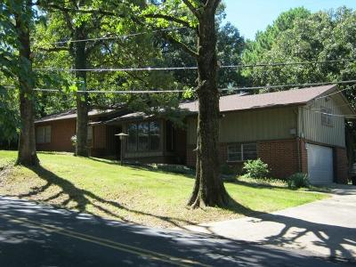 Clarksville Single Family Home For Sale: 725 N Montgomery Street