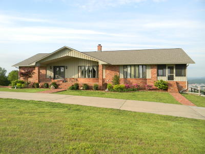 Russellville Single Family Home For Sale: 11 Bluff Drive