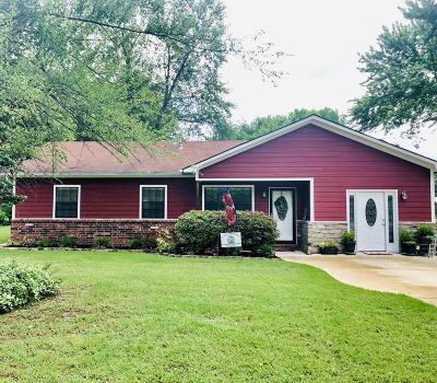 Russellville Single Family Home For Sale: 1220 Parker Road