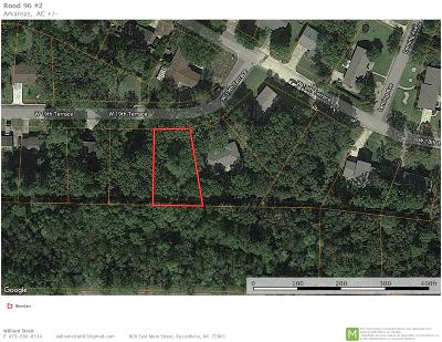 Russellville Residential Lots & Land For Sale: 1101 W 19th Terrace