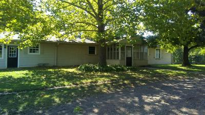 Clarksville Single Family Home For Sale: 610 Ray Road