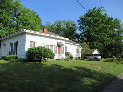 Atkins Single Family Home For Sale: 402 W Main Street