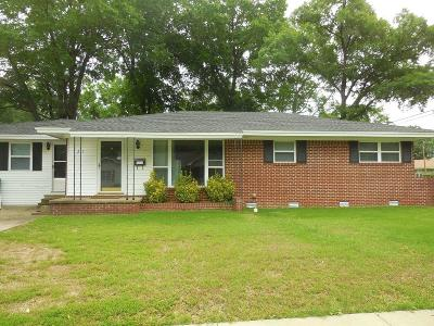 Russellville AR Single Family Home For Sale: $127,900