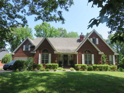 Clarksville Single Family Home For Sale: 12 Rosemary Lane