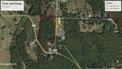 Clarksville Residential Lots & Land For Sale: Cr 3451