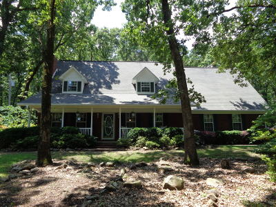 Dardanelle Single Family Home For Sale: 10253 Nebo Acres Road