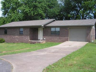 Lamar Single Family Home For Sale: 86 Warrior Drive