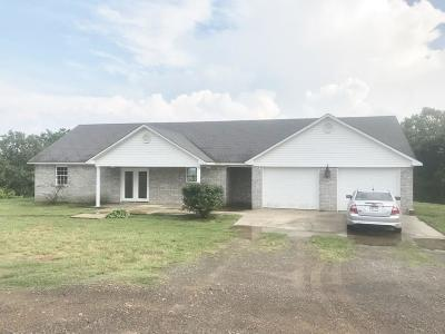Clarksville Single Family Home For Sale: 509 County Road