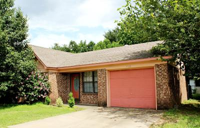 Russellville Single Family Home For Sale: 1110 University Drive