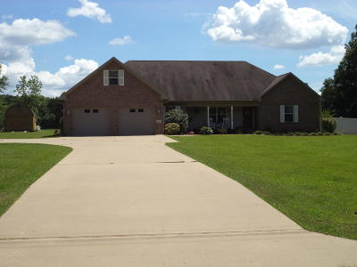 Clarksville Single Family Home For Sale: 23 Shamrock Lane