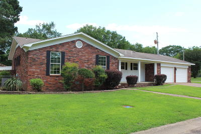 Russellville Single Family Home For Sale: 200 N Hastings Avenue