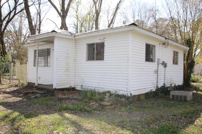 Russellville Single Family Home For Sale: 1000 S Ithaca Avenue