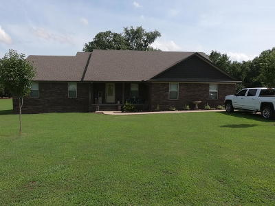 Atkins Single Family Home For Sale: 4489 Pine Ridge Road