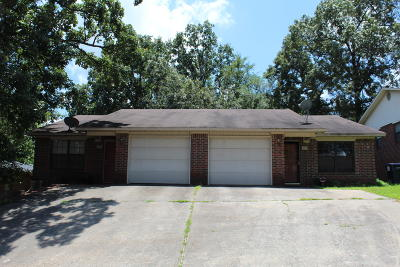 Russellville Multi Family Home For Sale: 309 W 16th Court
