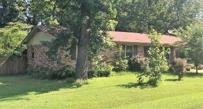 Russellville AR Single Family Home For Sale: $98,500