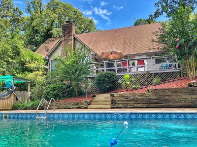 Russellville Single Family Home For Sale: 109 Canterbury Circle