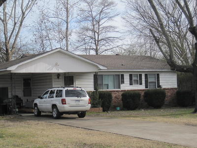 Russellville Single Family Home For Sale: 206 N Erie Avenue