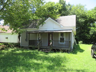 Russellville AR Single Family Home For Sale: $15,000