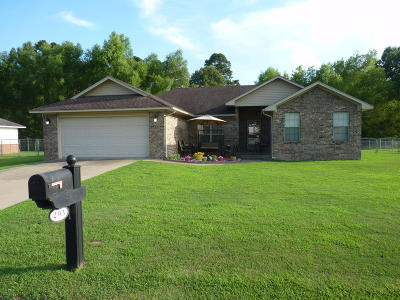 Dardanelle Single Family Home For Sale: 203 Willow Creek Drive