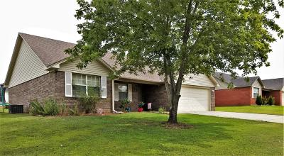 Clarksville Single Family Home For Sale: 2306 Daniel Drive