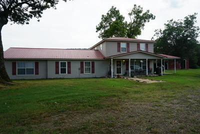 Dardanelle Single Family Home For Sale: 14357 Harkey Valley Road
