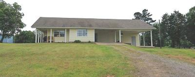 Clarksville Single Family Home For Sale: 114 Private Road 3444