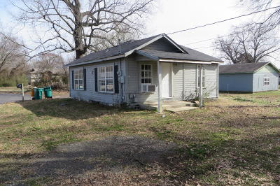 Russellville Single Family Home For Sale: 502 E F Street