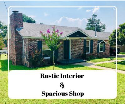 Russellville Single Family Home For Sale: 1305 S Glenwood Avenue