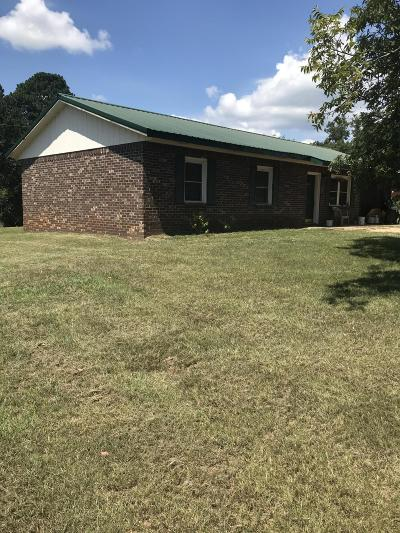 Clarksville Single Family Home For Sale: 258 Co Rd 3385