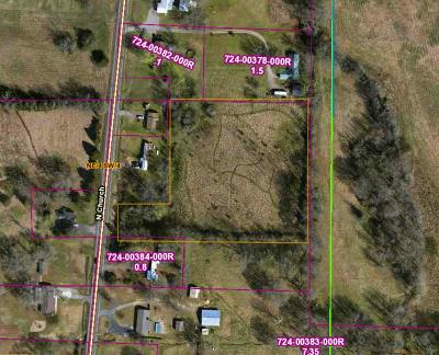 Atkins Residential Lots & Land For Sale: N Church