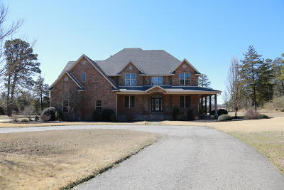 Clarksville Single Family Home For Sale: 5 Heather Oaks Way