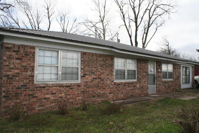 Dardanelle Single Family Home For Sale: 1689 N State Hwy 7