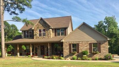 Clarksville Single Family Home For Sale: 3138 County Road 4400