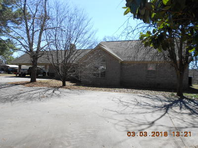 Russellville Single Family Home For Sale: 275 Campbell Road