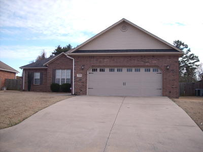 Russellville Single Family Home For Sale: 254 Thornwood Lane