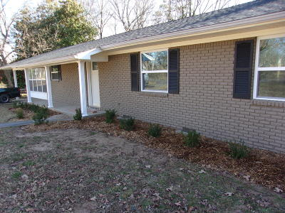 Clarksville Single Family Home For Sale: 1109 Louise Street
