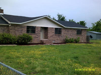 Dardanelle Single Family Home For Sale: 18506 Ar-7