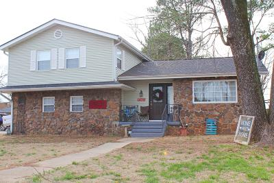 Dover Single Family Home For Sale: 9607 Sr 7n