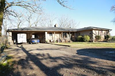 Single Family Home For Sale: 1965 Cedar Grove Road