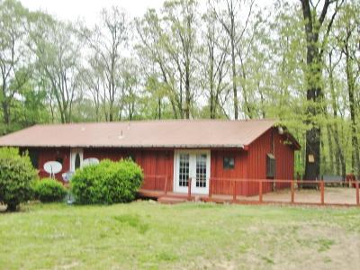 Clarksville Single Family Home For Sale: 1299 Co Rd 3481