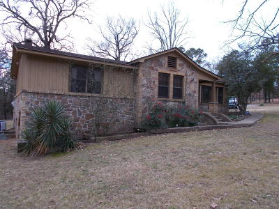 Clarksville Single Family Home For Sale: 6454 Ar-21