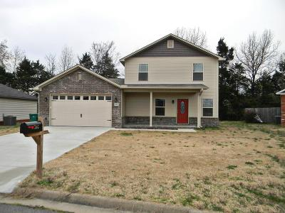 Single Family Home For Sale: 1507 E 11th Cove