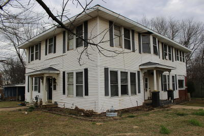 Atkins Single Family Home For Sale: 308 W Main Street